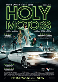 Holy Motors - film 2013