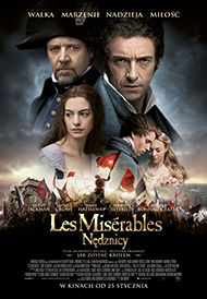 Les Miserables Nędznicy - film 2013