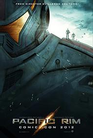 pacific rim 2013 movie poster  Pacific Rim - film...