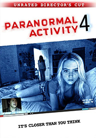 Paranormal Activity 4 - film 2012