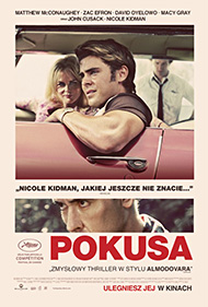 Pokusa - The Paperboy - film 2013
