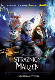 Strażnicy marzeń - Rise of the Guardians - film 2013