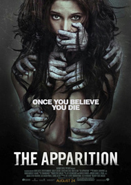 The Apparition - film 2012