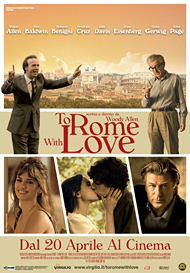 To Rome With Love - film 2012