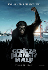 Geneza planety małp (Rise of the Planet of the Apes)