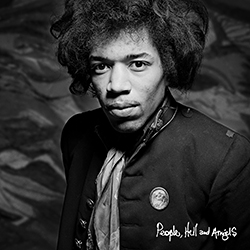 Jimi Hendrix - People, Hell & Angels - muzyka 2013