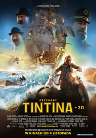 Przygody Tintina (The Adventures of Tintin: The Secret of the Unicorn)